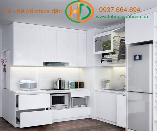tủ bếp nhựa acrylic biên hòa 7