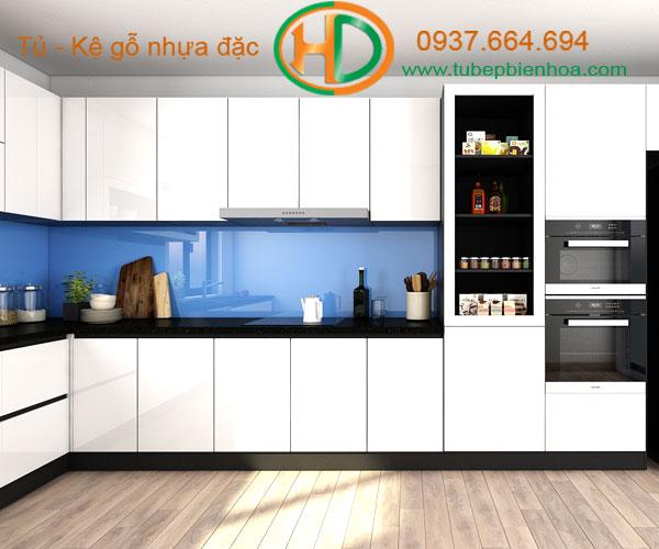 tủ bếp nhựa acrylic biên hòa 8