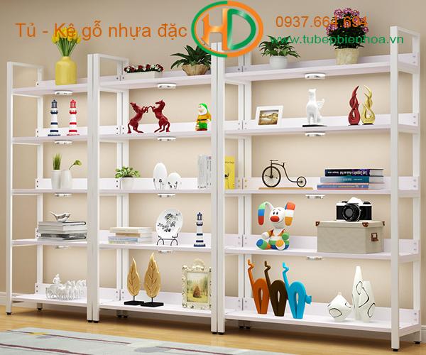kệ nhựa trưng bày sản phẩm biên hòa đồng nai 5