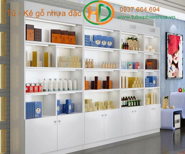 kệ nhựa trưng bày sản phẩm biên hòa đồng nai 6