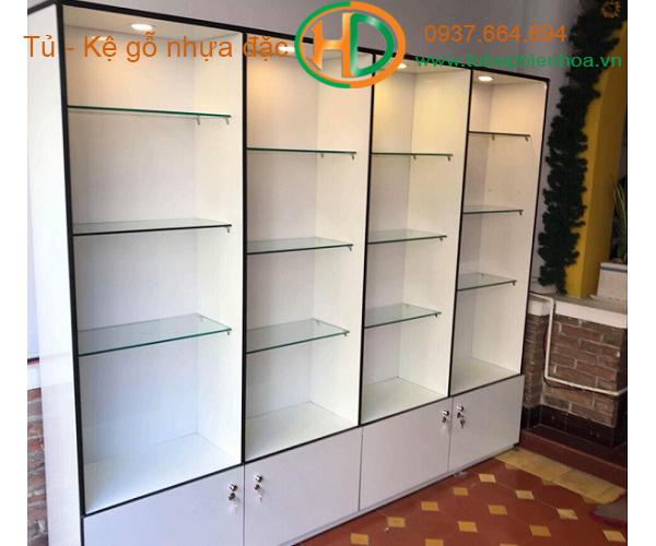 kệ nhựa trưng bày sản phẩm biên hòa đồng nai 7