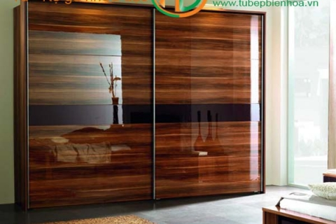 Tủ quần áo nhựa Acrylic hiện đại nội thất nhà đẹp