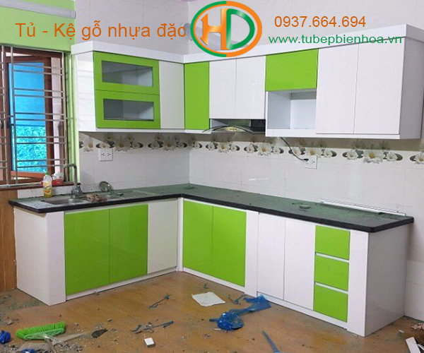 tủ bếp 2