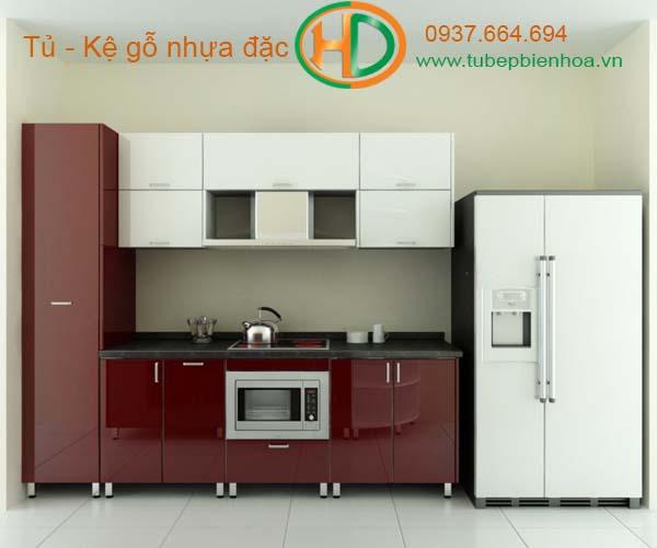 tủ bếp nhựa đẹp cao cấp 3