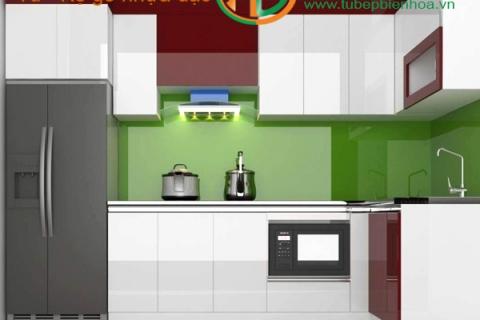Những yếu tố quan trọng trong thiết kế tủ bếp nhựa công nghiệp cao cấp