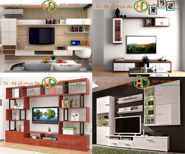 tủ tivi hiện đại 12