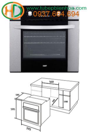 lò nướng kf-901